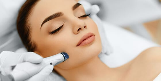 Cranwell House hydrafacial special offer
