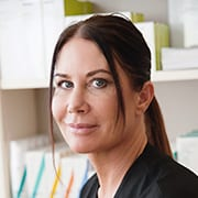 Luize Dabbs, clinic manager