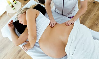 Pregnancy Massage Essex