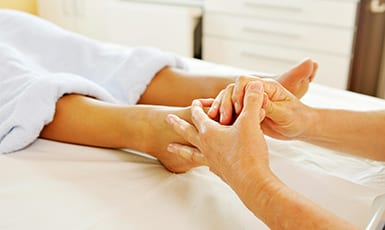 Reflexology Essex