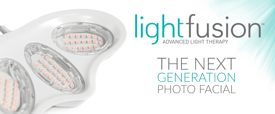 lightfusion photo facial technology