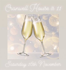 Cranwell House is 11